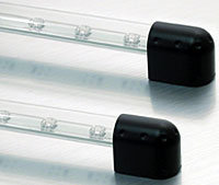 9   White Wide Dispersion Interior LED Light Bar -