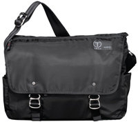 Icon By Tumi Black Usher Messenger Bag - 57571 D