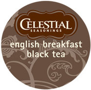 18 Count Celestial Seasonings English Breakfast Bl