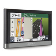 Nuvi 2577LT Grey GPS Navigation System - 010-01123