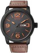 Eco-Drive Brown Sport Mens Watch - BM8475-26E