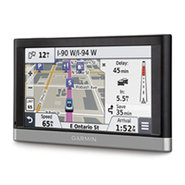 Nuvi 2557LMT Grey GPS Navigation System - 010-0112