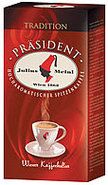 500G Prasident Coffee Blend Grounds - PRASIDENTG