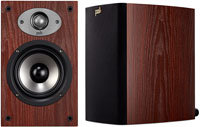 TSx Series Cherry 2-Way Bookshelf Speakers - AM611