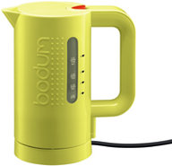 BISTRO Lime Green 17 Ounce Electric Water Kettle -