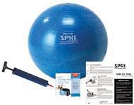 Xercise Ball Professional Plus Total Body Training