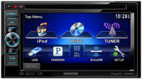 Double DIN In-Dash DVD Receiver - DDX370