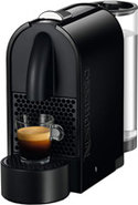 U Pure Black Espresso Machine - D50USBK