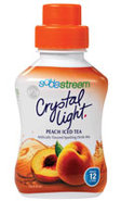 Crystal Light Peach Iced Tea Soda Mix Syrup - 1420