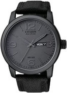 Eco-Drive Black Sport Mens Watch - BM8475-00F