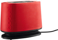 Bistro Red Toaster - 10709-294US