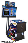 Chicago Gaming Company Arcade Legends Pedestal - 9