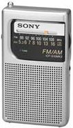 Pocket AM/FM Radio - ICF-S10MK2
