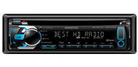 eXcelon Single DIN In-Dash Car Stereo Receiver Wit