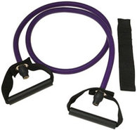 Purple Very Heavy Xertube Resistance Band With Doo