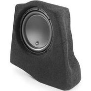 Ford Edge Grey Subwoofer Stealthbox - 94376