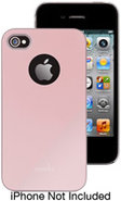 iGlaze Champagne Pink iPhone 4 & 4S Case - 99MO036