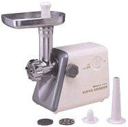 Super Meat Grinder - MKG20NR-W