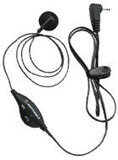 EarBud With PTT Microphone - 53727