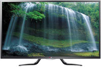 47   Black LED 1080P 120Hz 3D Google HDTV - 47GA64