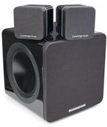 Minx 212 Black Home Theatre Speaker System - S212S