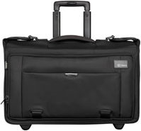 Network By Tumi Black Wheeled Carry-On Garment Bag
