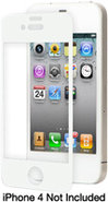White iVisor AG Screen Protector For iPhone 4 - 99