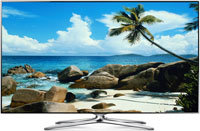 55   Black LED 1080P 3D HDTV - UN55F7100AFXZA