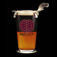 Br?t?l Black & Tan Turtle Spoon with Bottle Opener