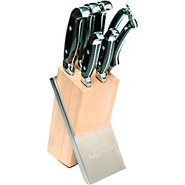 Berghoff Forged Knife Block Set - 7 Piece
