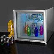Summit Vodka Storage and Serving Freezer