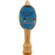 Huyghe Brewery Delirium Tremens Beer Tap Handle