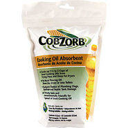 CobZorb Cooking Oil Absorbent ? 16 oz