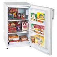 Summit Compact Freezer - 5.0 cu. ft. - White