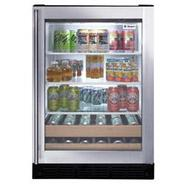 GE Monogram Beverage Center - 5.5 cu. ft. - Stainl