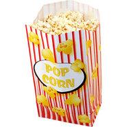 Paper Popcorn Concession Bags - Set of 100