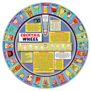 Cocktail Recipe Wheel
