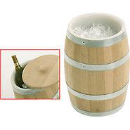 Ice Cube Keg Barrel