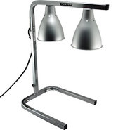 Fusion Commercial 2 Bulb Heat Lamp