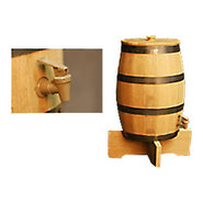 Beverage Dispensing Keg Barrel
