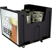 Commercial Insulated Keg Tote