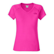 WOMENS SHORT-SLEEVE REAXION V-NECK A3M XXL