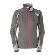 WOMENS ALPINE HYBRID FULL ZIP A3Z XS