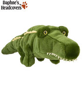 Daphne&#39;s Amphibians  &amp; Reptiles Alligator  Headcov