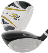 Men's S3 Max Fairway Wood Right Handed New