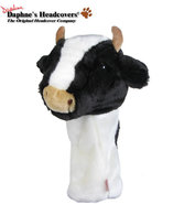 Daphne&#39;s Barnyard Cow Headcover