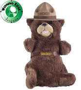 Novelty Smokey Bear Headcover