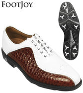 Footjoy Men's Fj Icon Blem Golf Shoes Closeout Or