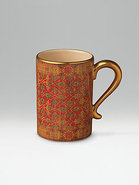 Tabriz Mugs, Set of 4