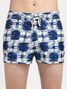 Sam Printed Swim Trunks